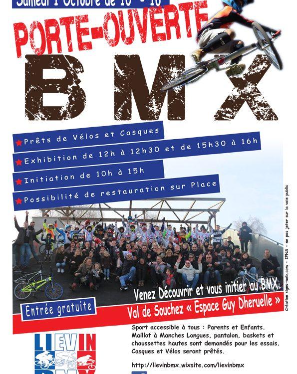 Porte ouvertes Lievin BMX 2016